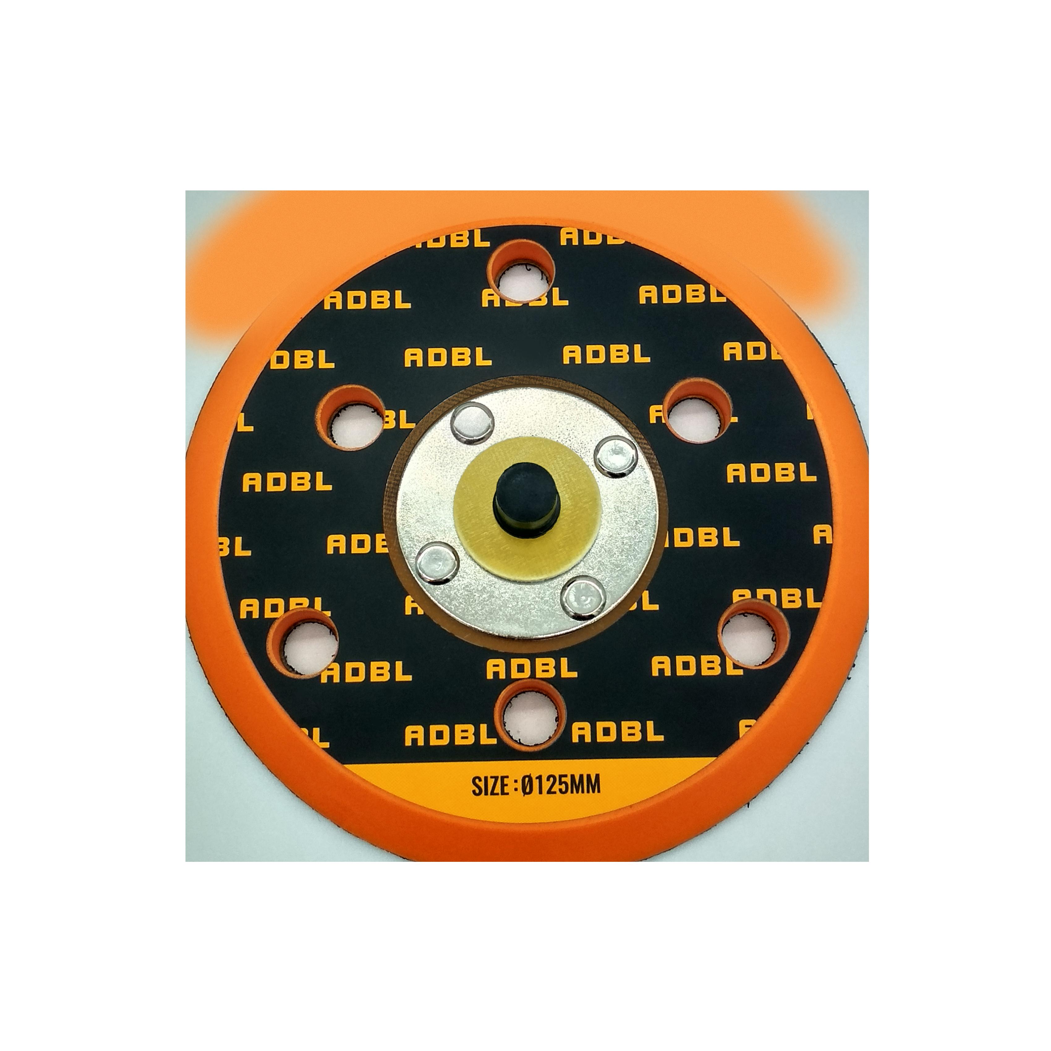 ADBL ROLLER D09125-01 125mm BACKING PLATE